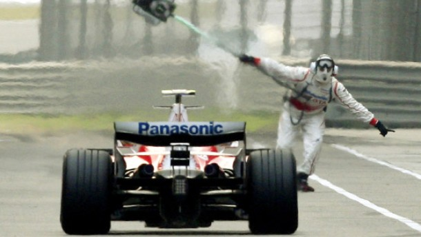 Toyota droht mit Formel-1-Ausstieg