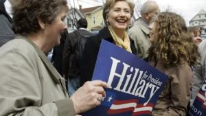 Zu Besuch in Hillaryland