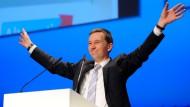 Lucke lässt erneute Kandidatur für Parteivorsitz offen