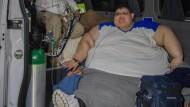 500-Kilo-Mann will wieder gehen können