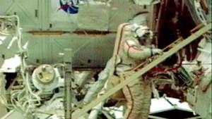 Riskante ISS-Reparatur im zweiten Anlauf geglückt
