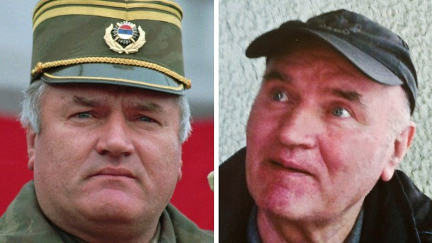 Das soll Ratko Mladic sein?