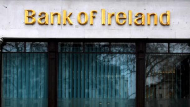 Irische Banken vor Verstaatlichung