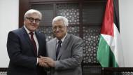 Auch Steinmeiner fordert Waffenruhe