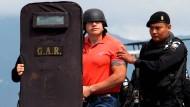 Polizei liefert mutmaßlichen Drogenbaron an Amerika aus