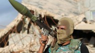 Irak kämpft für Rückeroberung Falludscha