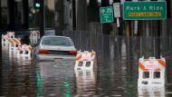 Kalifornier kämpfen gegen Hochwasser