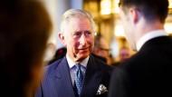 Großgrundbesitzer: der britische Thronfolger Prinz Charles hat gerade seine Grafschaft in Kenntnis gesetzt über seine Bodenschätze.