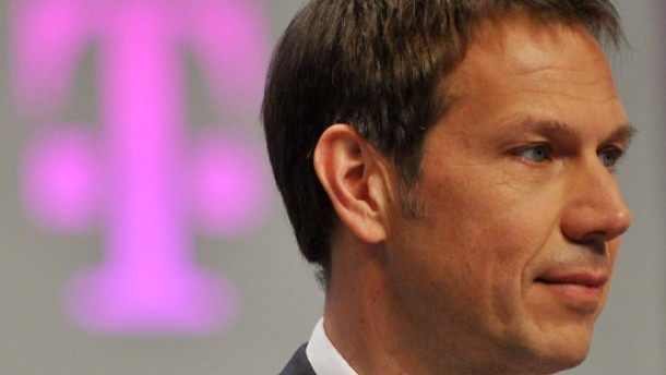 René Obermann bleibt Telekom-Chef