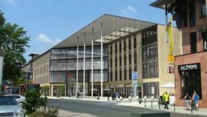 Aschaffenburg bekommt einen neuen Hauptbahnhof