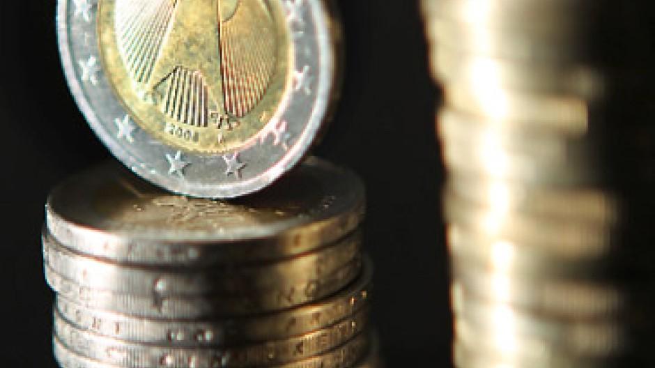 Der Euro unter Druck