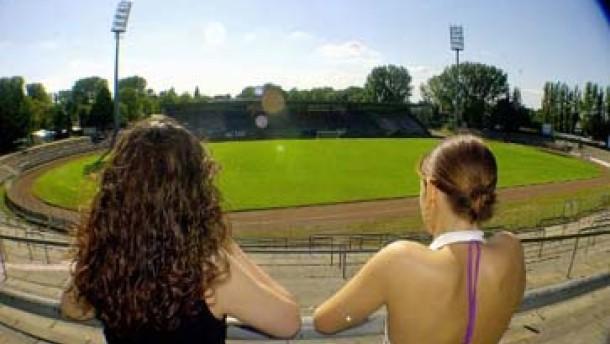 25 Millionen für ein Stadion, das auch Tore schießt
