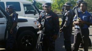 Polizei schießt auf Studenten