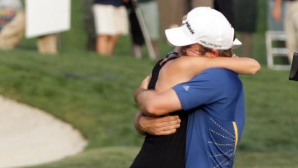 Neue Helden im Mutterland des Golfspiels