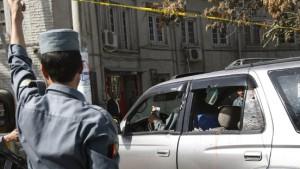 Zwei DHL-Mitarbeiter in Kabul getötet