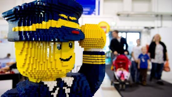 Lego fährt Rekordumsätze ein