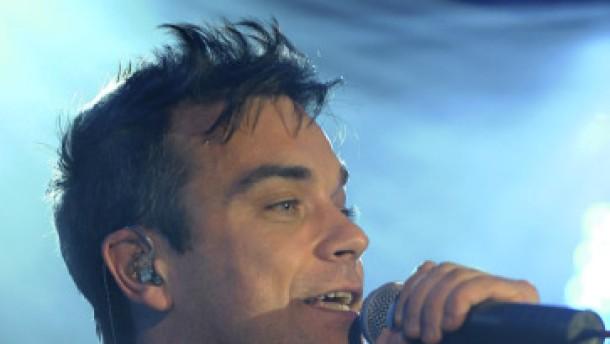 Robbie Williams sucht Investoren