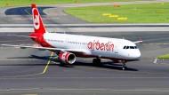 Gläubiger von Air Berlin beraten über Zukunft der Airline