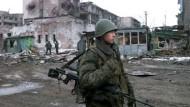 In Grosnyj spielt die Mannschaft nie