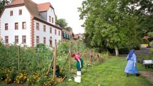 Ganz nah dran am Klosterleben