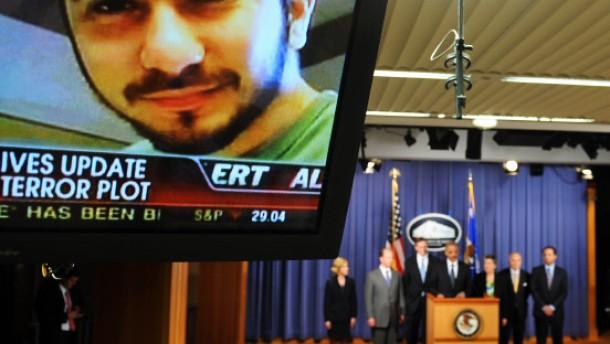Ein Dschihadist mit amerikanischem Pass