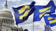 Empörung über Trumps Transgender-Verbot im Militär
