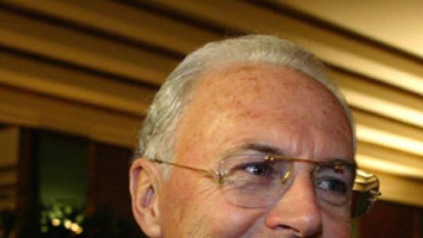 Beckenbauer: Entscheidung fällt in dieser Woche