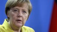 Merkel bestärkt Rückhalt für Griechen