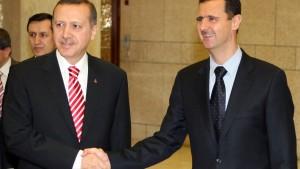 Ankaras Sorge um die neue Freundschaft