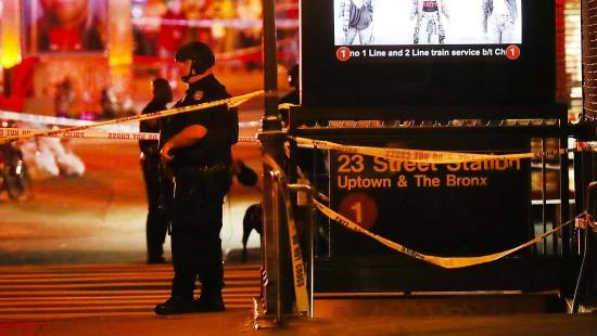 Zahlreiche Verletzte bei Explosion in New York