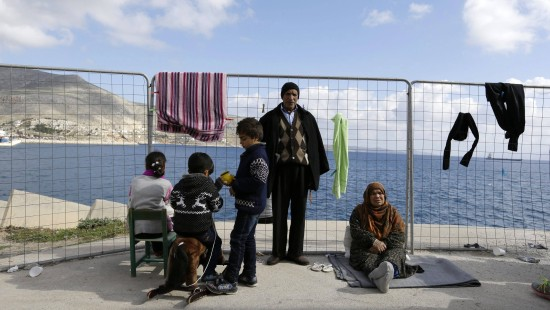 Umstrittenes Milliarden-Geschäft mit Flüchtlingen