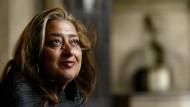Irakisch-britische Stararchitektin Zaha Hadid gestorben