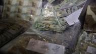 30 Millionen Dollar Falschgeld