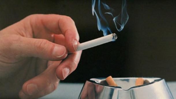 Zigarettenabsatz in Deutschland sinkt
