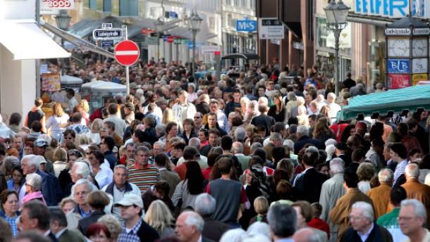 Die Kommunen zählen ihre Bürger
