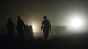 Amerikanischer Soldat entführt