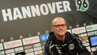 Schaaf nimmt Arbeit bei Hannover 96 auf