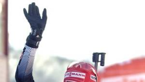 Erster Saisonsieg für Andrea Henkel