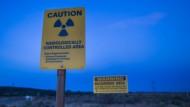 Speichertunnel für Atommüll eingestürzt