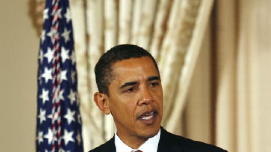 Barack Obama warnt vor zu hoch gesteckten Erwartungen