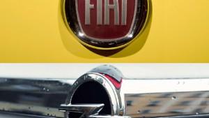 Fiat greift angeblich nach Opel