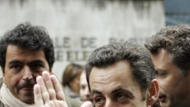 Denkzettel für Sarkozy
