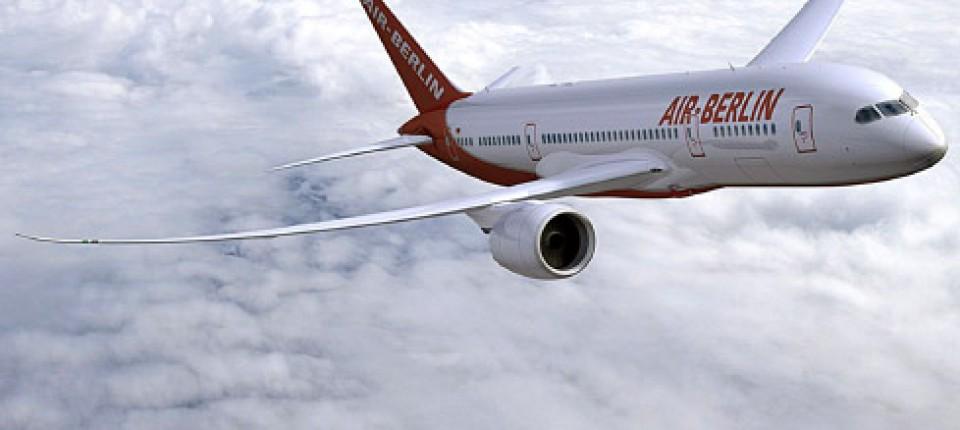 Langstreckenflugzeug 787 Air Berlin Beschert Boeing Großauftrag