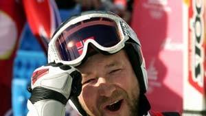 Aamodt wieder Super-G-Olympiasieger