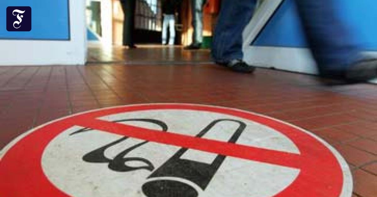 Nichtraucherschutzgesetz Hessen