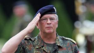 Volker Wieker wird Generalinspekteur
