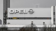 Opel-Fabrik in Eisenach