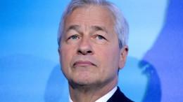 JPMorgan-Chef spricht von Betrug