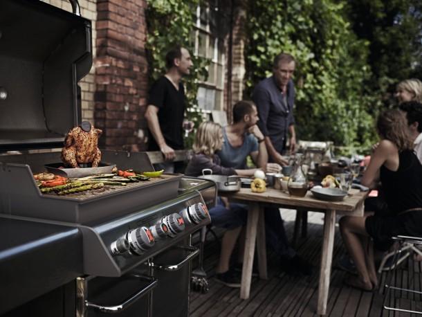 Outdoorküche Weber Grill : Faszinierend outdoor küche weber created a way to take a standard