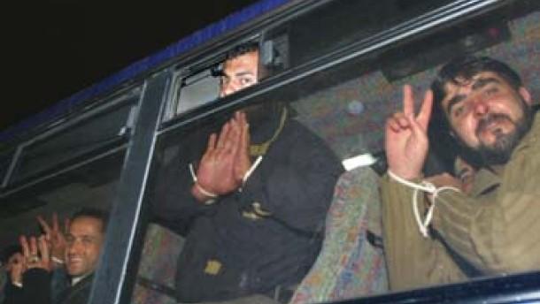 Israel läßt 500 Häftlinge frei